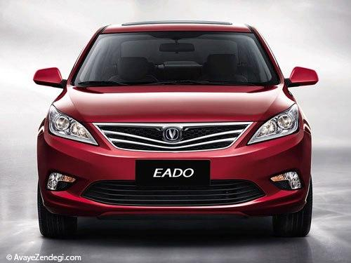 چانگان ایدو؛ خودروی چینی جدید سایپا