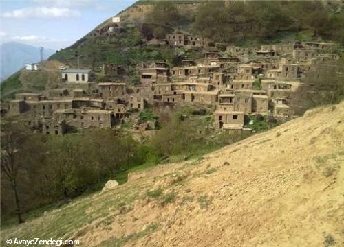 روستای کرینگان با زبان تاتی/ زبانی که هیچکس بلد نیست