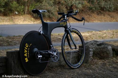 رازهای اولین دوچرخه لوتوس