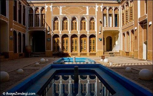 بارزترین معماری شهر کویری یزد