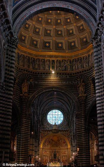 زیباترین محرابهای کلیسا در جهان