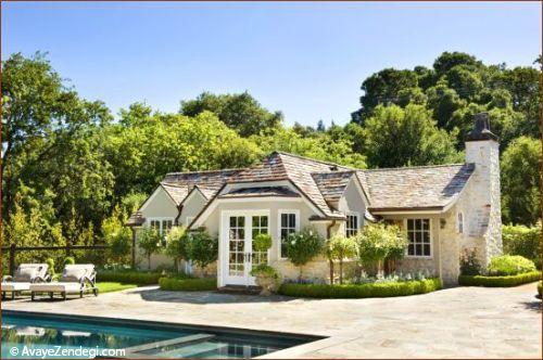 عکس انواع مدل و طراحی پوشش سقف شیروانی-سری سوم