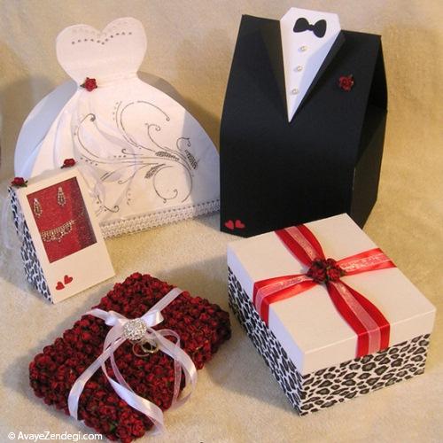 معنای هدیه هایی که از نامزد خود دریافت می کنید