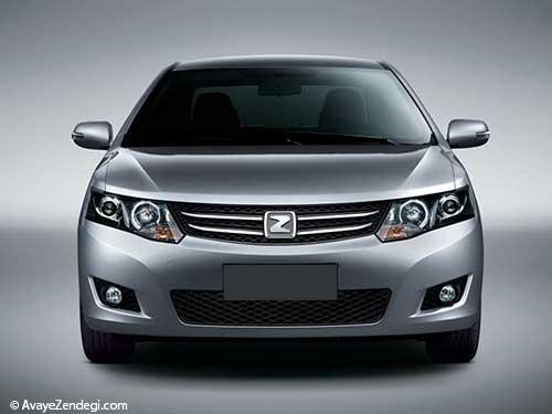 جدیدترین خودروی سایپا یعنی S300 (آریو)