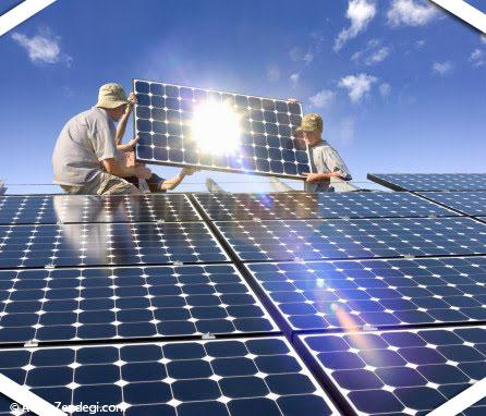نور خورشید بزرگترین منبع تولید برق در سال ۲۰۵۰