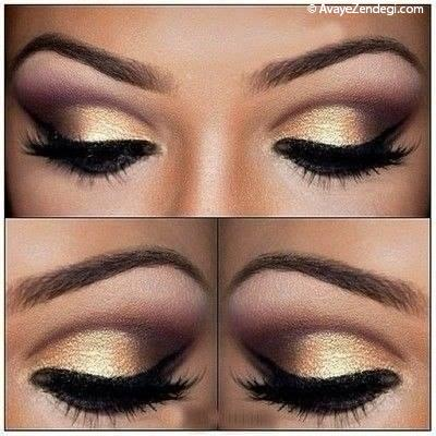 راهنمای آرایش چشم مناسب انواع فرم چشم