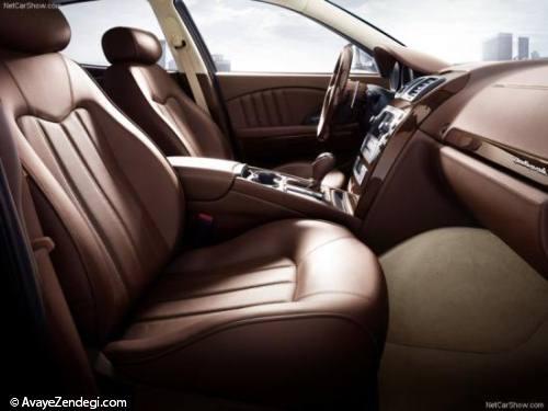 مشخصات خودروی مازراتی کواتروپورته