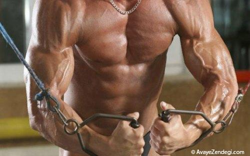 رشد عضلات پس از تمرین چگونه اتفاق می افتد؟