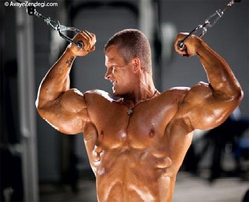 ۷ توصیه برای عضله سازی و افزایش حجم عضلات