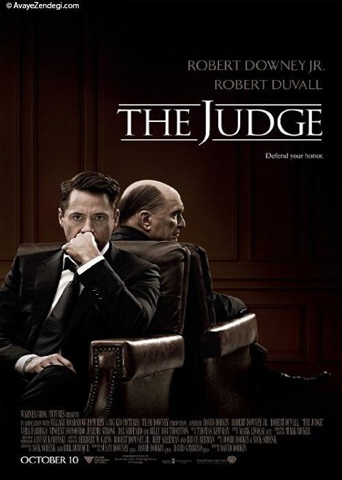 معرفی فیلم قاضی - The Judge
