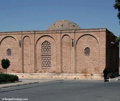 موزه سنگ نگاره های مراغه