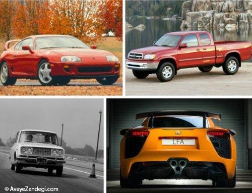 15 مدل مهم در تاریخ خودروسازی تویوتا