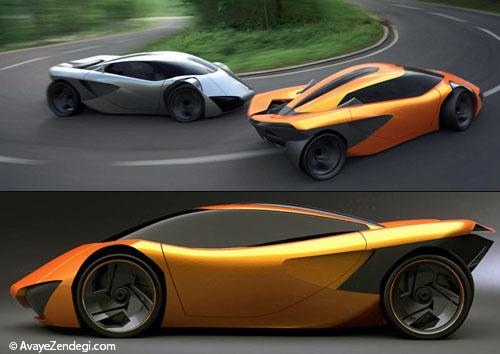 استفاده از اتومبیل های در حال حرکت برای تولید برق