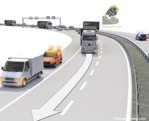 اتومبیل های خودکار در راهند