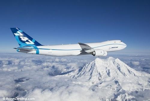 5 هواپیمای بزرگ جهان