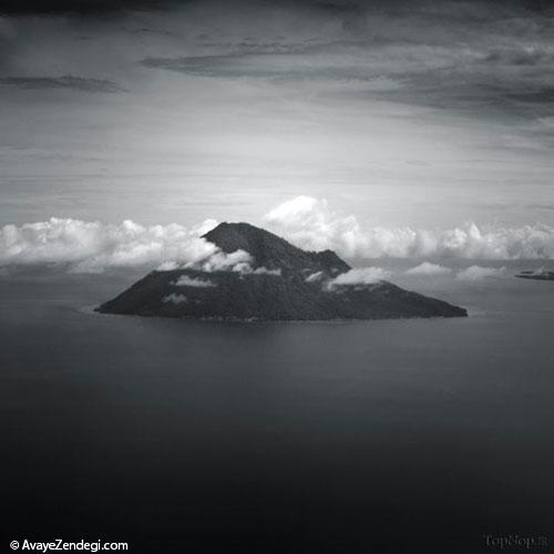 عکس های سیاه و سفید بسیار زیبا از طبیعت