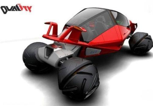 خودرویی با ساختار لانه زنبور