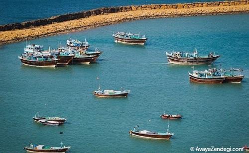 سرزمین قایق ها و ماهی ها