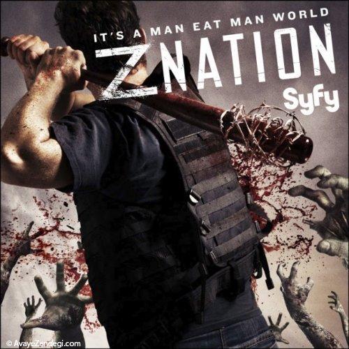 معرفی سریال Z Nation