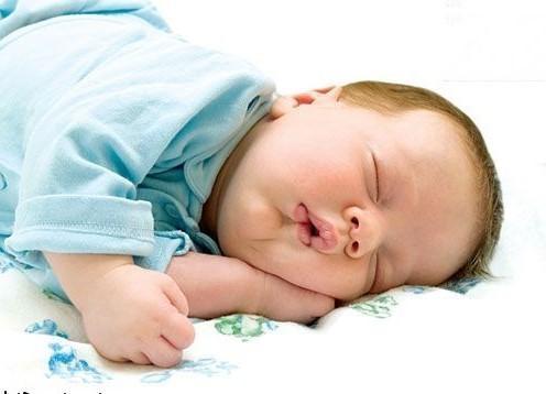 کودک به چه میزان خواب نیاز دارد؟