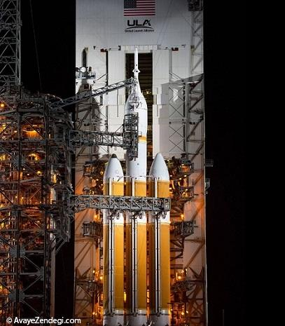 سفر انسان به مریخ جدی میشود؛ اولین پرتاب موفقیت آمیز فضاپیمای Orion ناسا