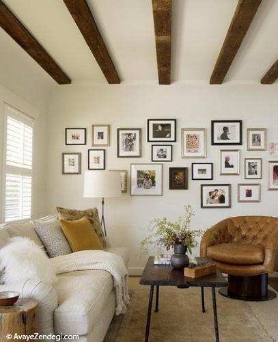6 ترفند عالی برای نصب تابلوها در خانه