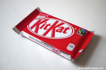 راز بسته بندی ویفرهای Kit Kat