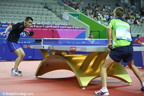 تاریخچه و قوانین ورزش پینگ پنگ