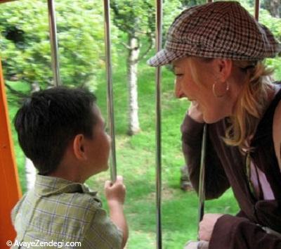 بزرگ ترها هم از کودکان خود یاد بگیرند