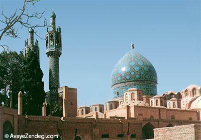 جاذبه های حیرت انگیز ایران