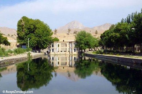 مجموعه تاریخی چشمه علی دامغان