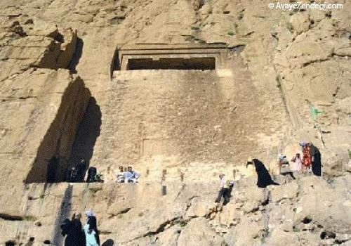 گورهای تاریخی کرمانشاه