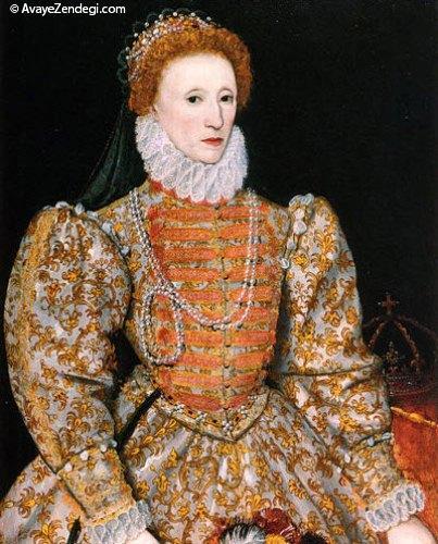 نامه ملکه الیزابت به شاهطهماسب صفوی