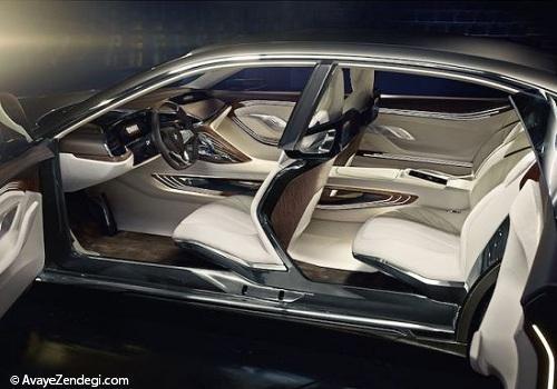 خودروی جدید BMW در آینده