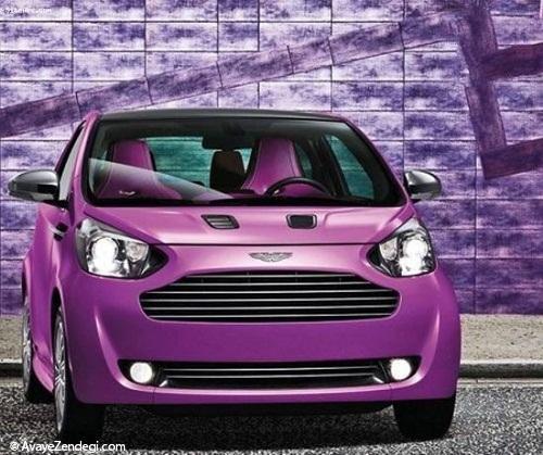 خودرو دخترانه