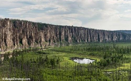 عکس های جالب و دیدنی از سیبری