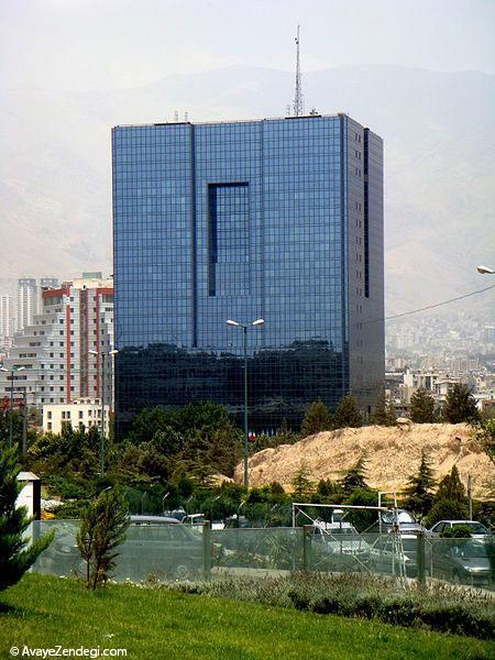 بلندترین سازههای ایران