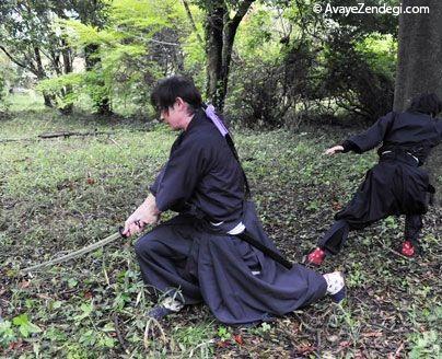 درباره ساموراییها و نینجاها بیشتر بدانید