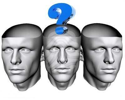 انواع شخصیتهای افراد از نظر کیفیتهای حسی/لمسی،بصری،سمعی