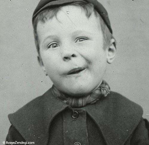 عکسهای تاریخ گذشته با لبخندهای قیمتی