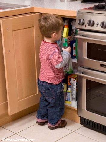 خانه بی خطر برای کودکان کجاست؟