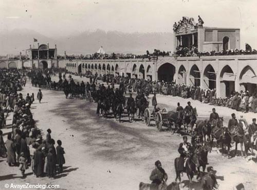 حال و هوای عید نوروز در تهران قدیم چه جوری بود؟