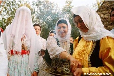 آشنایی با مراسم عروس بران