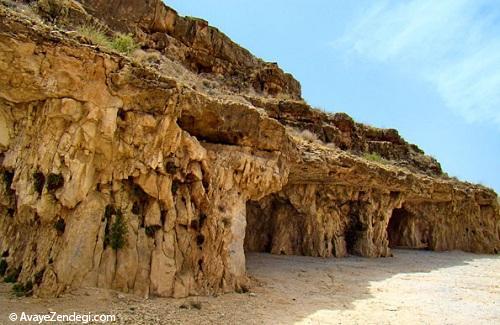 زیباترین غار مصنوعی ایران
