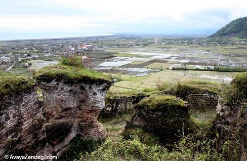 قلعه لیسار تالش