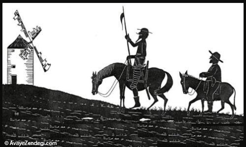 «دن کیشوت»،برترین رمان تاریخ ادبیات