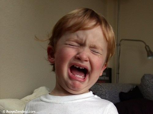 روشهایی برای کنترل عصبانیت در کودکان