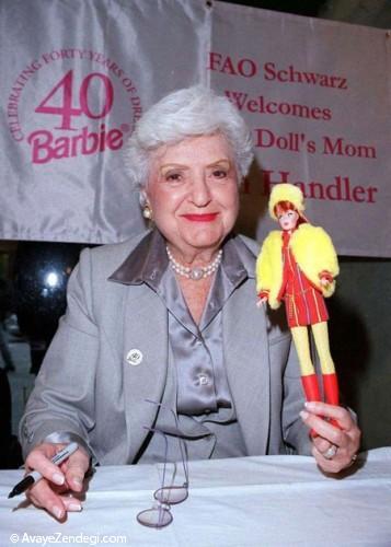 داستان موفقیت «باربی» زیباترین عروسک دنیا