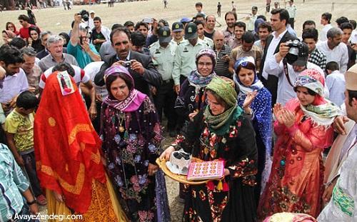 جشنواره کوچ عشایر در اردبیل