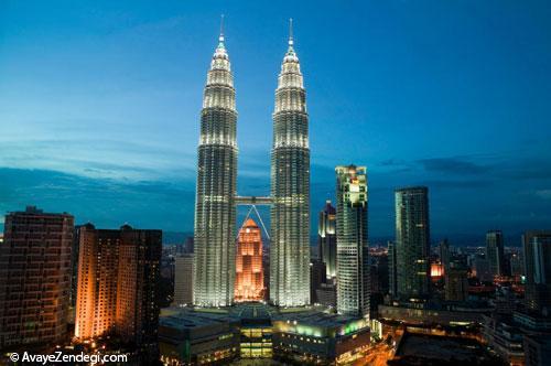 بلندترین برج های جهان کدام اند؟